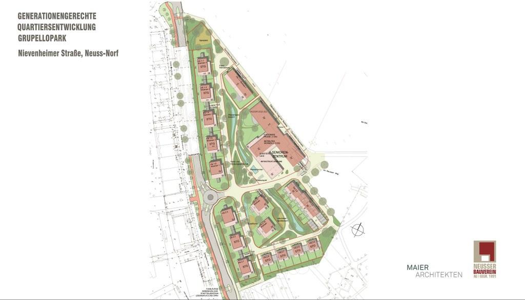 Bebauungsplan Nievenheimer Straße