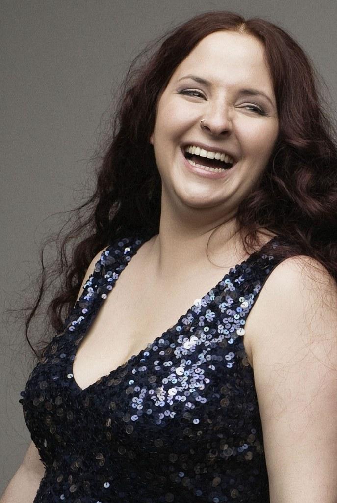 Die Jazzsängerin Anne Czichowsky