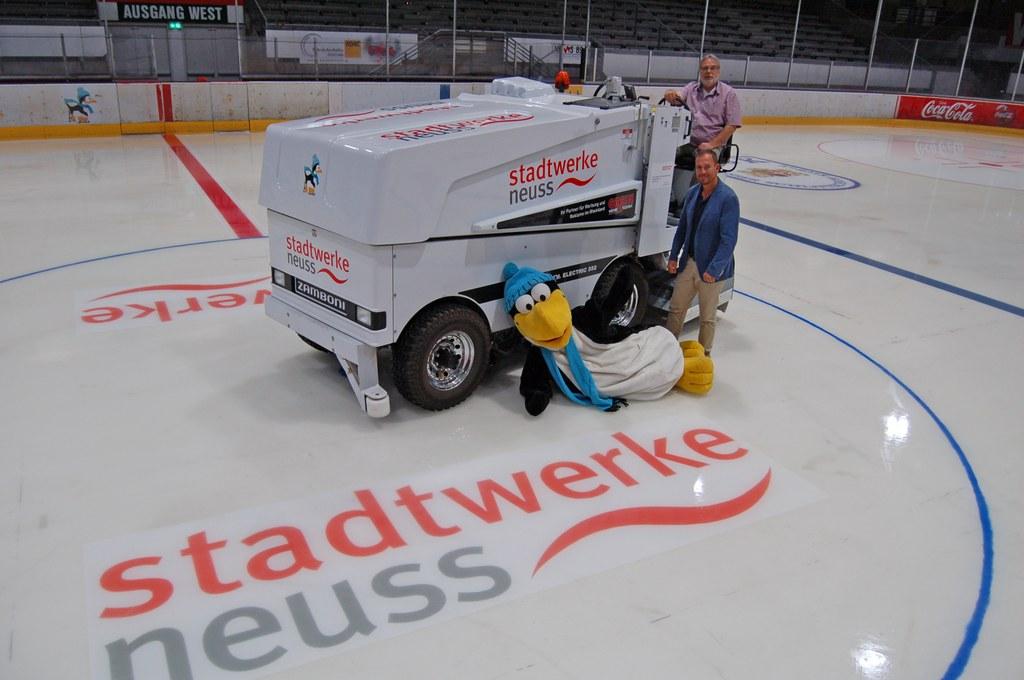 Neue Eislaufsaison beginnt