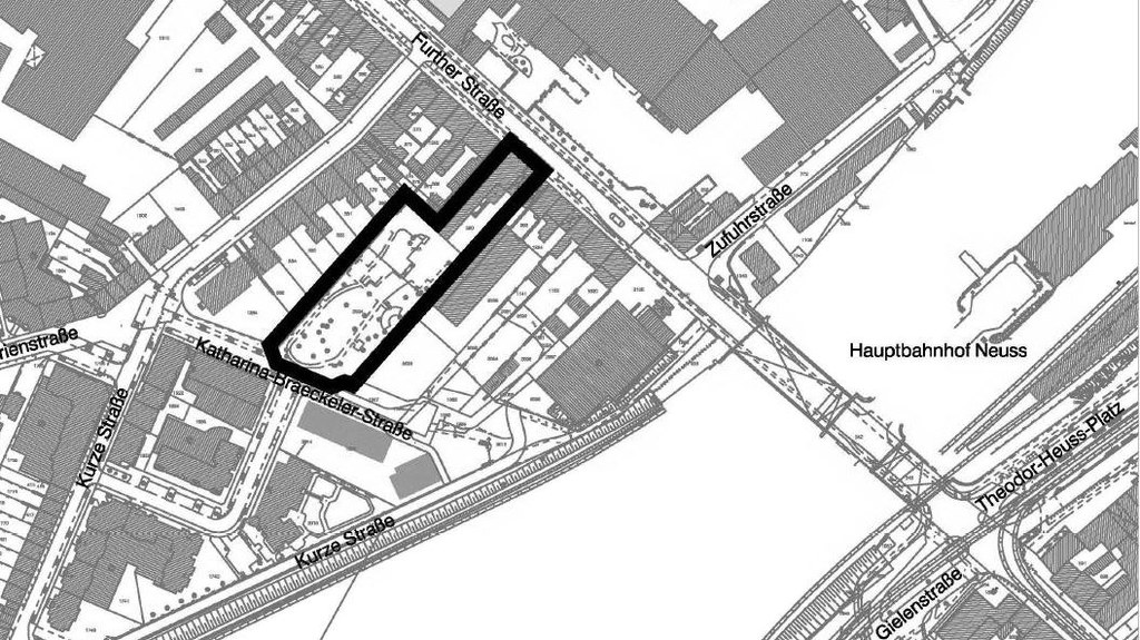Bebauungplan Katharina-Braeckeler-Straße