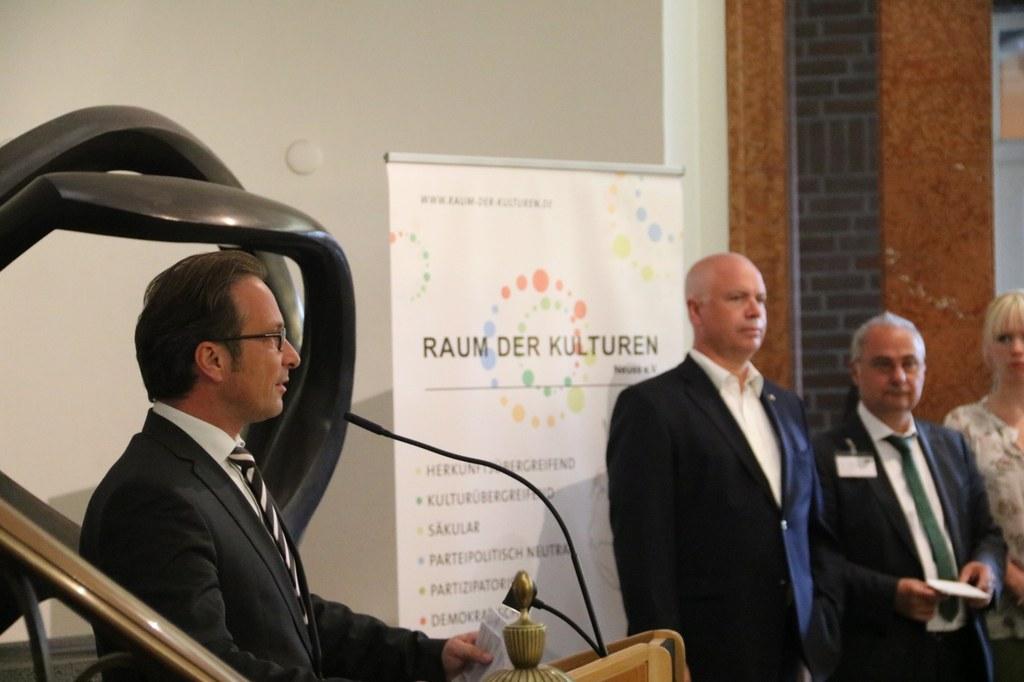 Fotoausstellung im Rathausfoyer