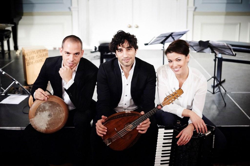 Avi Avital Ensemble, Foto: Edward Webb