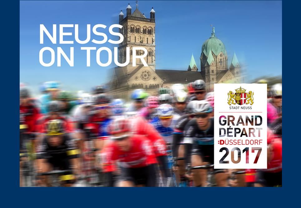 Die Tour de France 2017 in Neuss