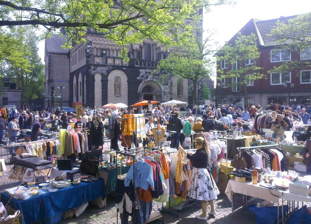 City-Trödelmarkt