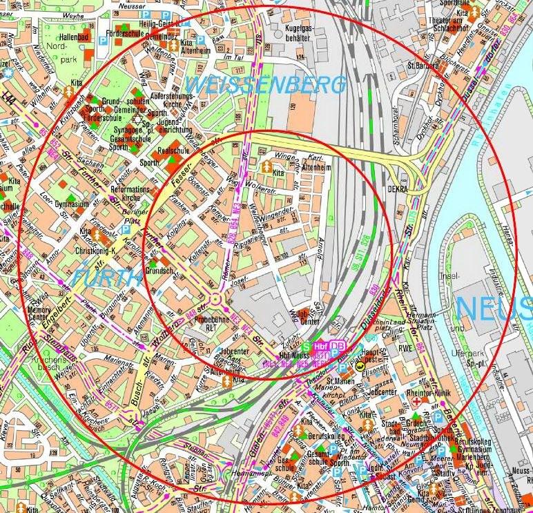 Bombe in der Nordstadt gefunden