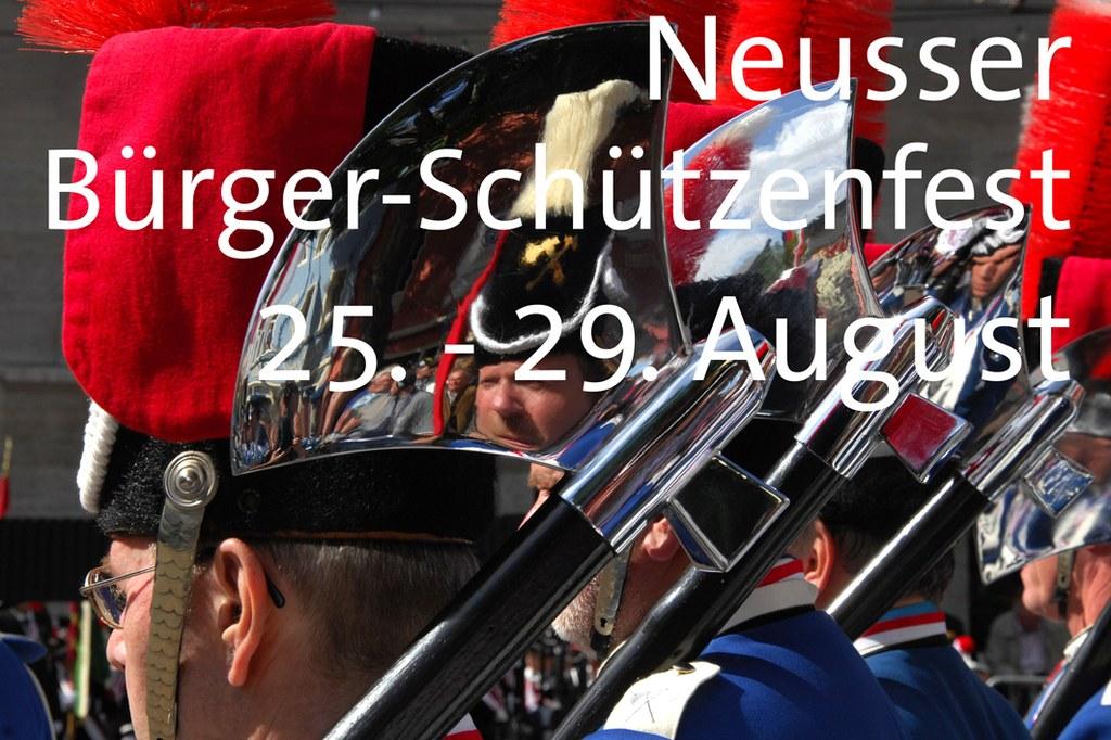 Infos zum Schützenfest 2017