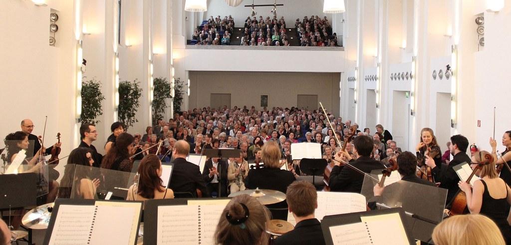 Konzerte im Zeughaus Neuss, Foto Melanie Stegemann