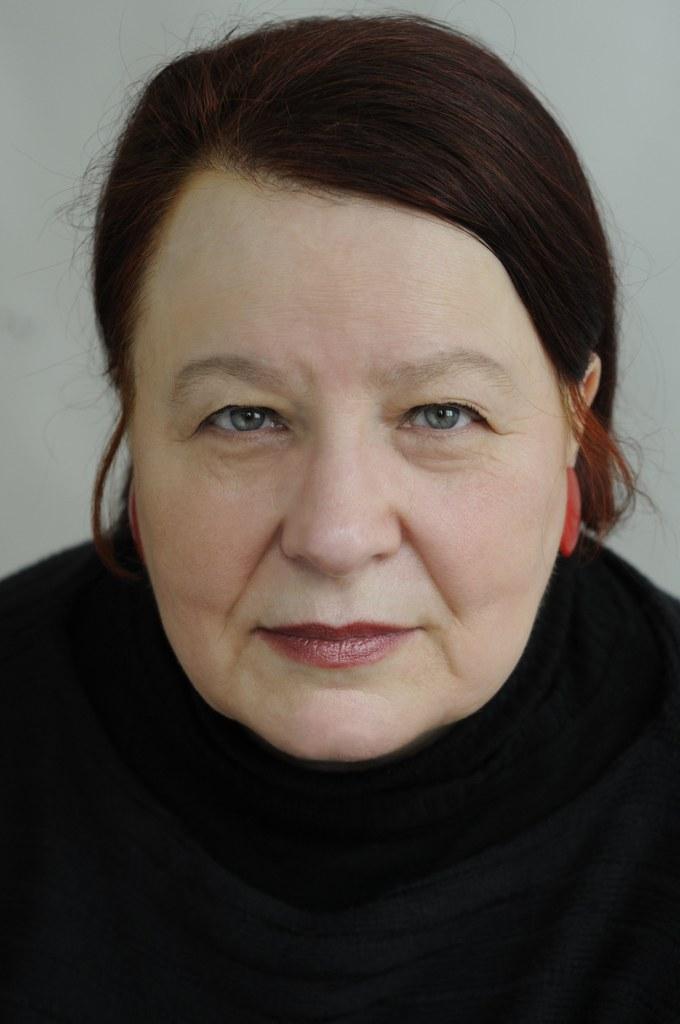Natascha Wodin, Foto: Susanne Schleyer.