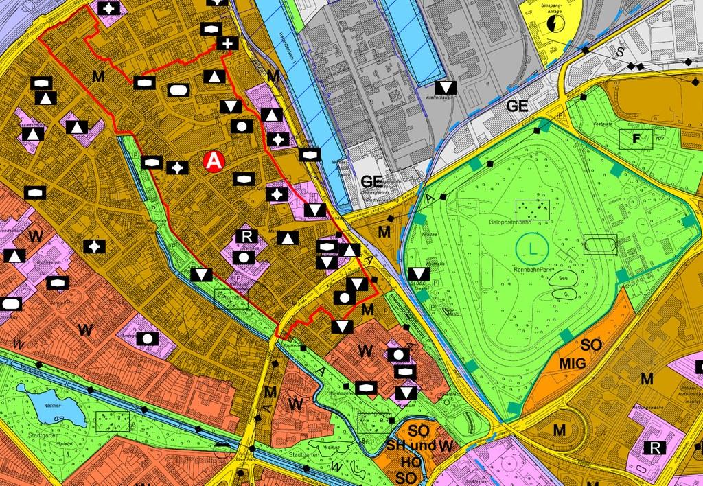 Neuer Flächennutzungsplan