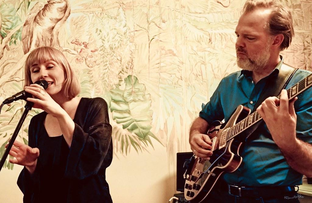 Tossia Corman und Philipp van Endert, Foto: Wolfram Winterhoff