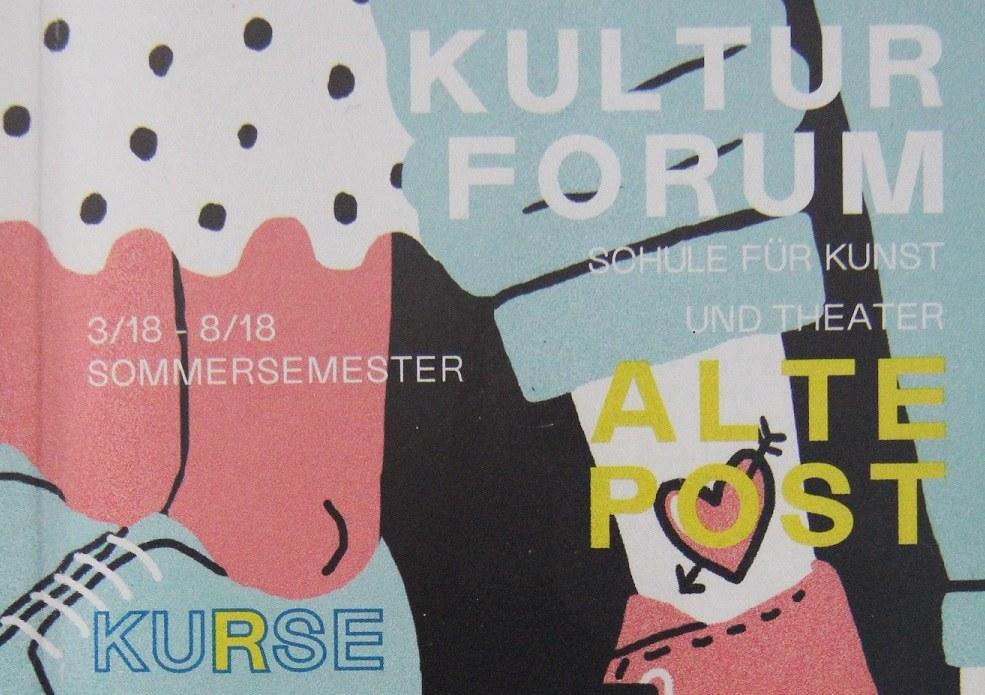 Kulturforum Alte Post
