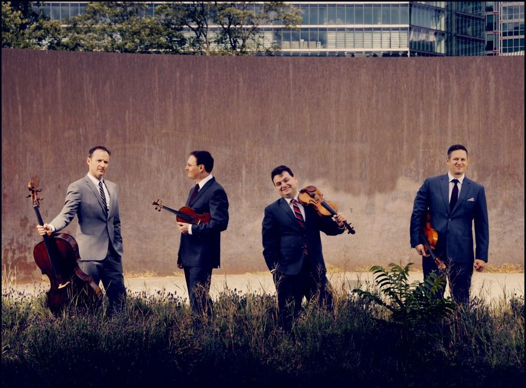 Jerusalem Quartet - © Foto Felix Broede1