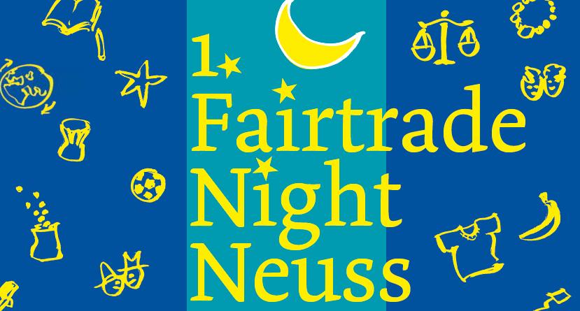 Erste Fairtrade Night in Neuss