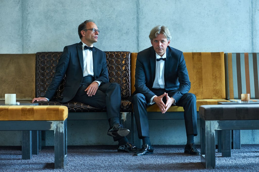 GrauSchumacher Piano Duo, Foto: © Johannes Grau