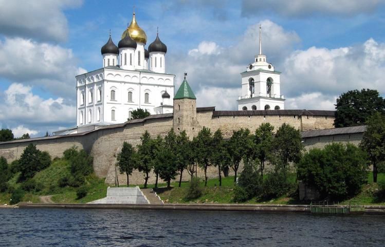 Bürgerreise nach Pskow