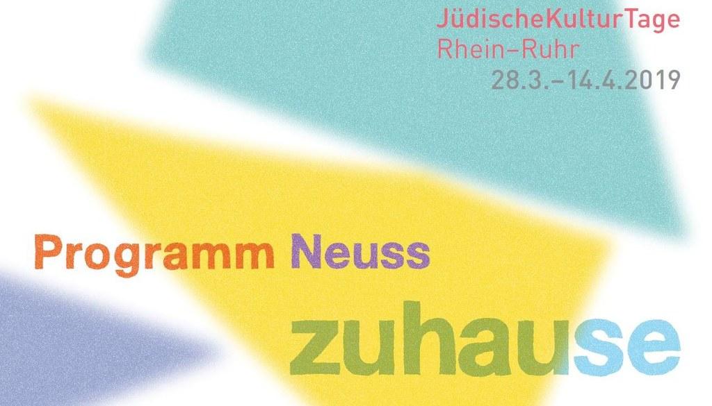 Jüdische Kulturtage Rhein-Ruhr