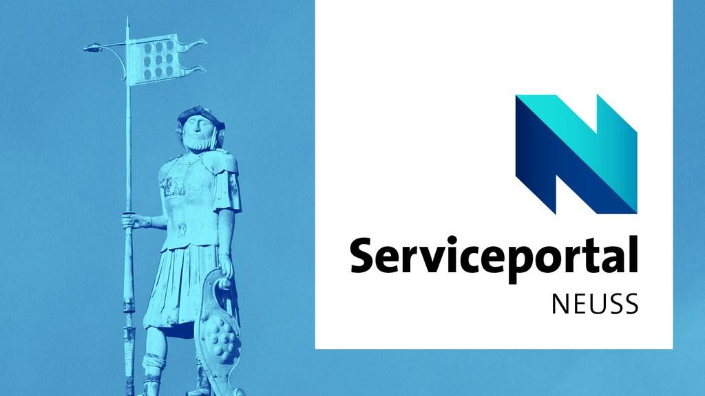Serviceportal Neuss ist online