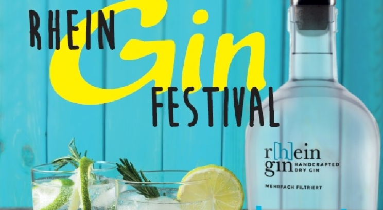 Rhein Gin Festival geht 2019 in die zweite Runde