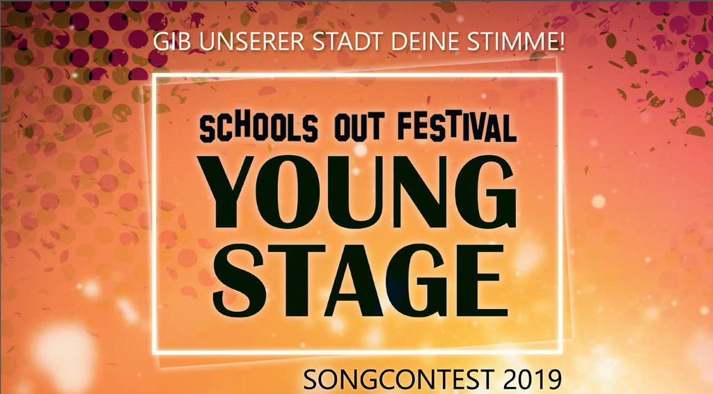 YOUNG STAGE – Songcontest 2019