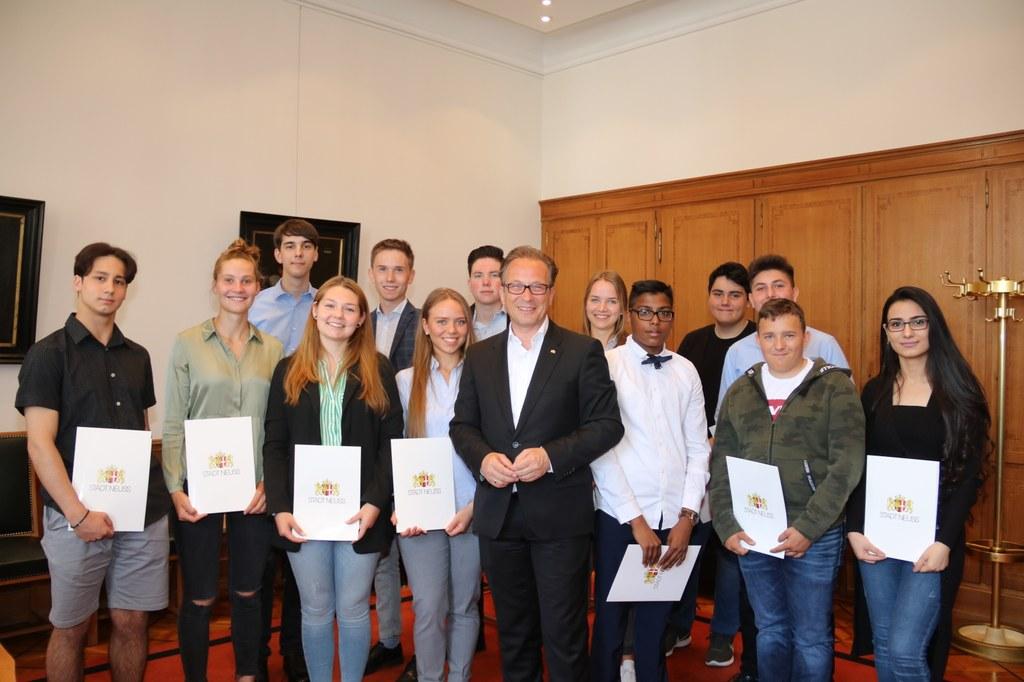 Schülerpreise 2019 verliehen