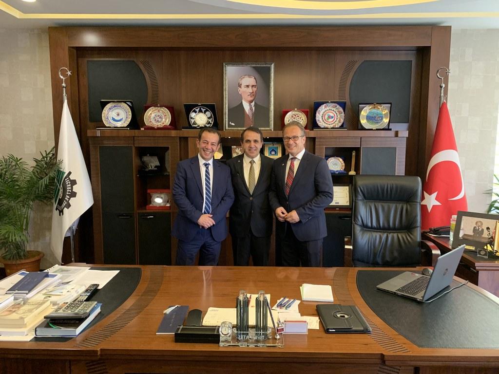 Delegationsreise in die Türkei