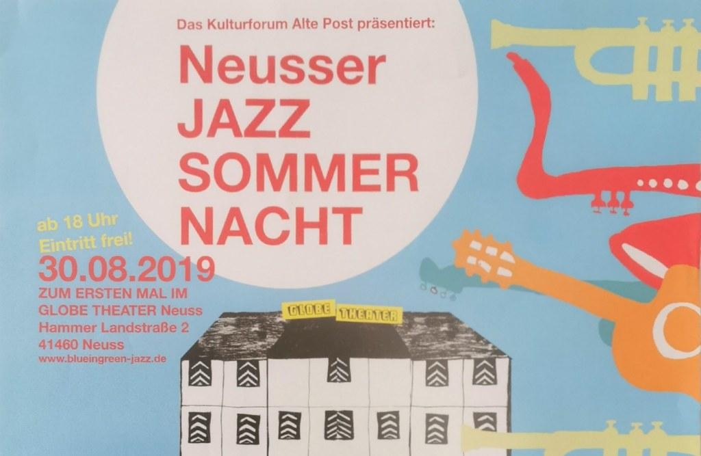 Jazz Sommernacht