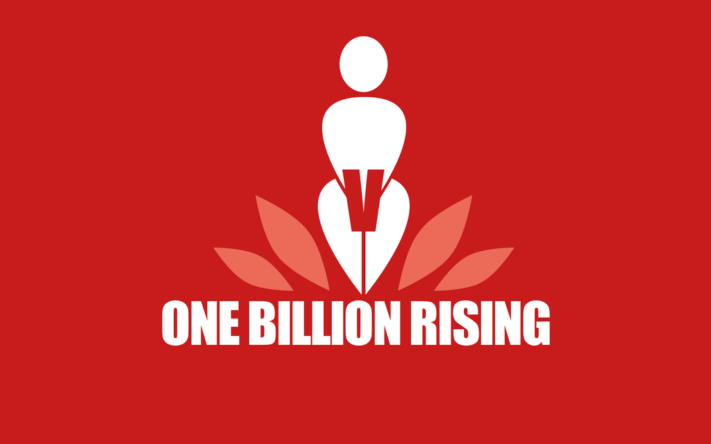 "Flashmob ""One billion rising"""