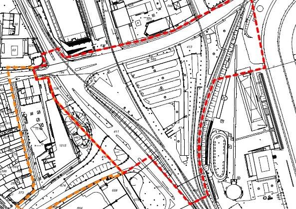 Entwicklung Bahnhofsumfeld