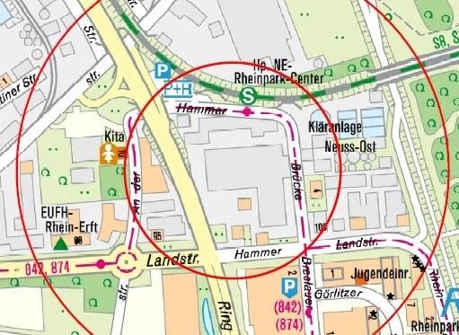 Fünf-Zentner-Bombe im Rheinpark entschärft