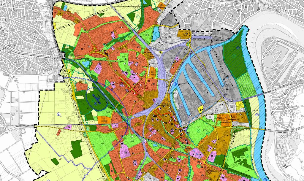 Flächennutzungsplan liegt erneut aus