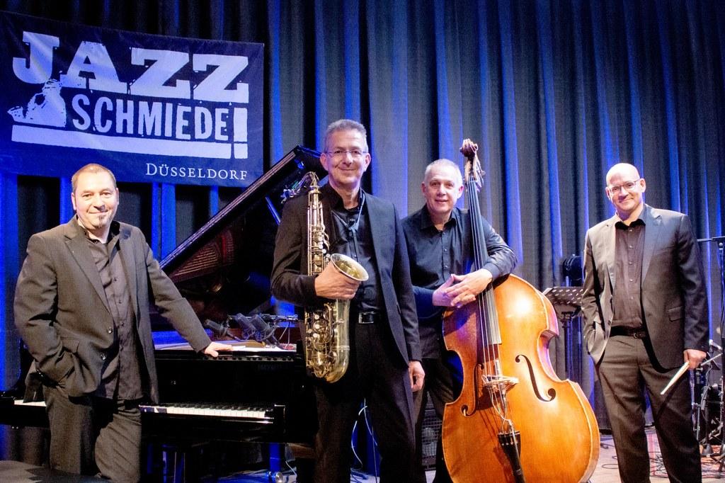 Das Romano Schubert Quartett © Jana Schubert