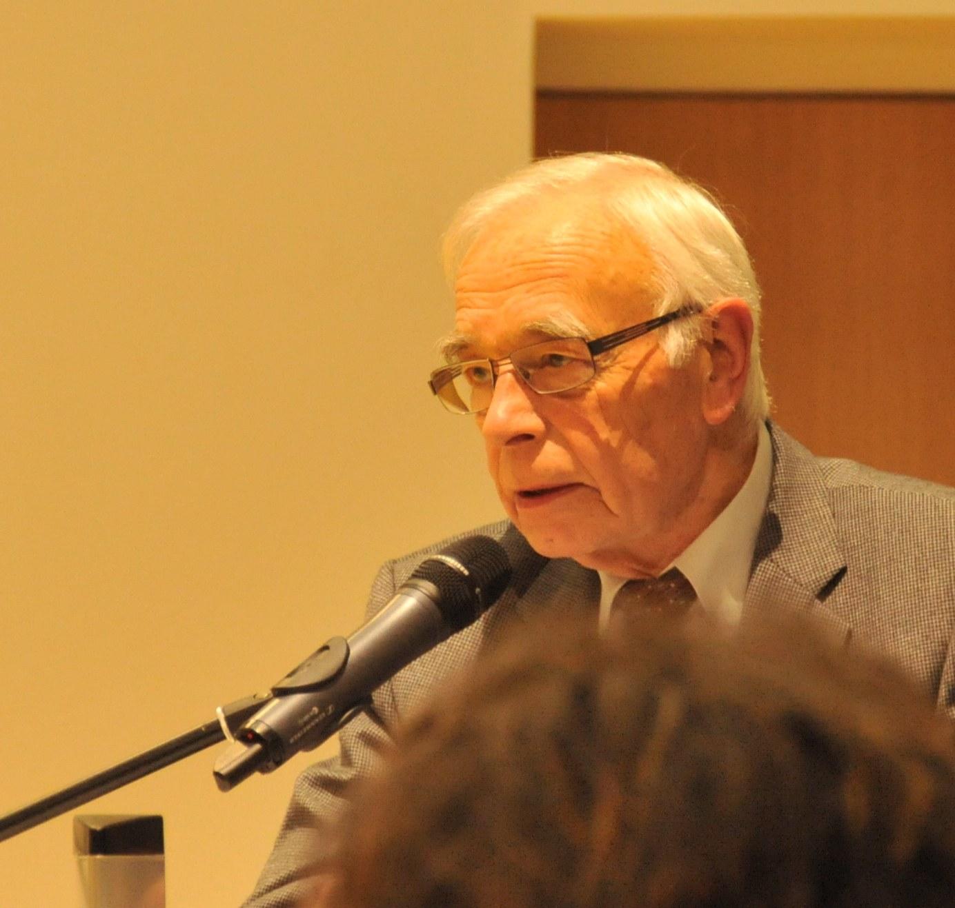 Prof. Wilhelm Schepping