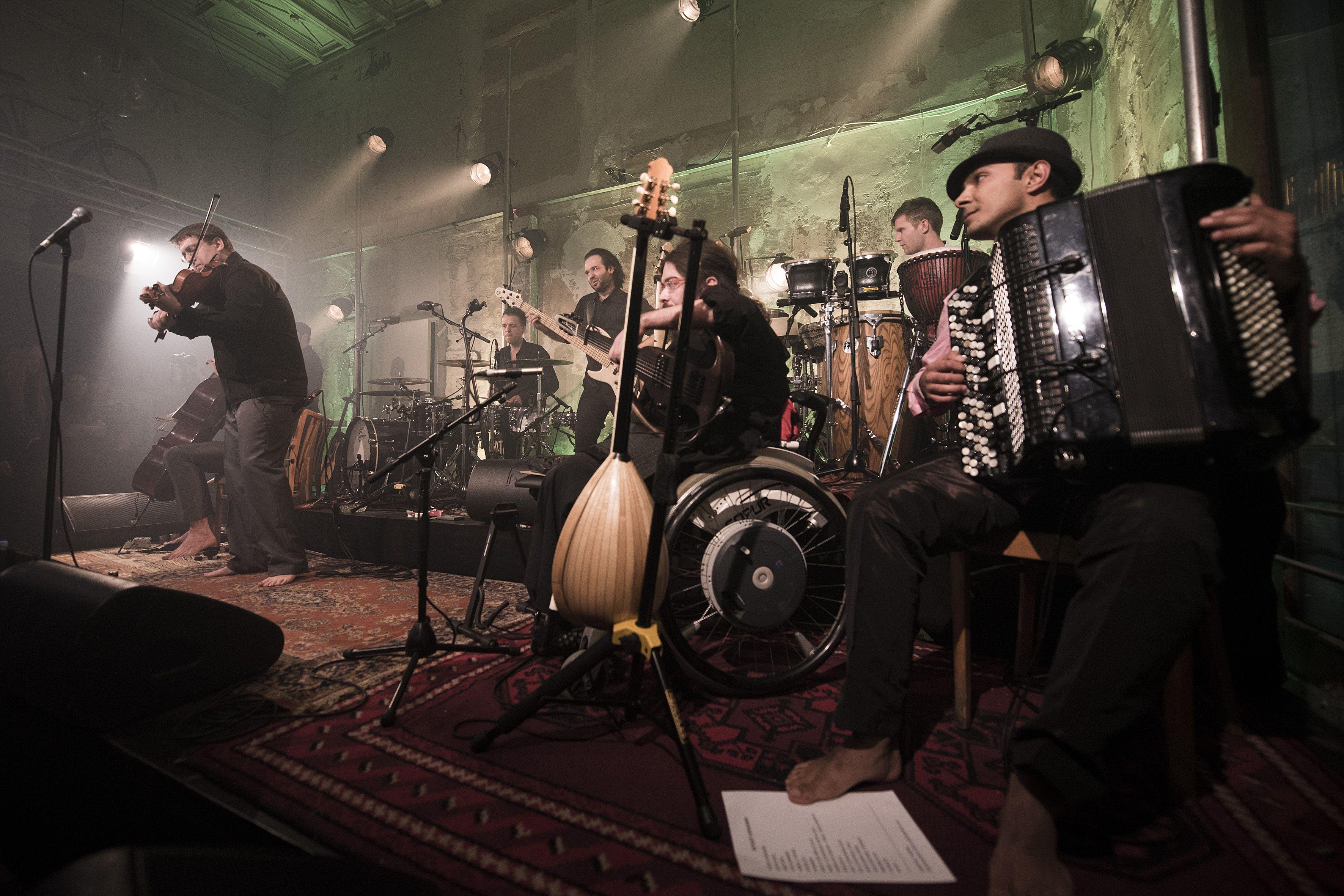 Orchester Greyhound