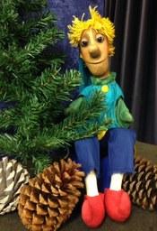 Puppentheater - Kasper und die drei Weihnachtswünsche
