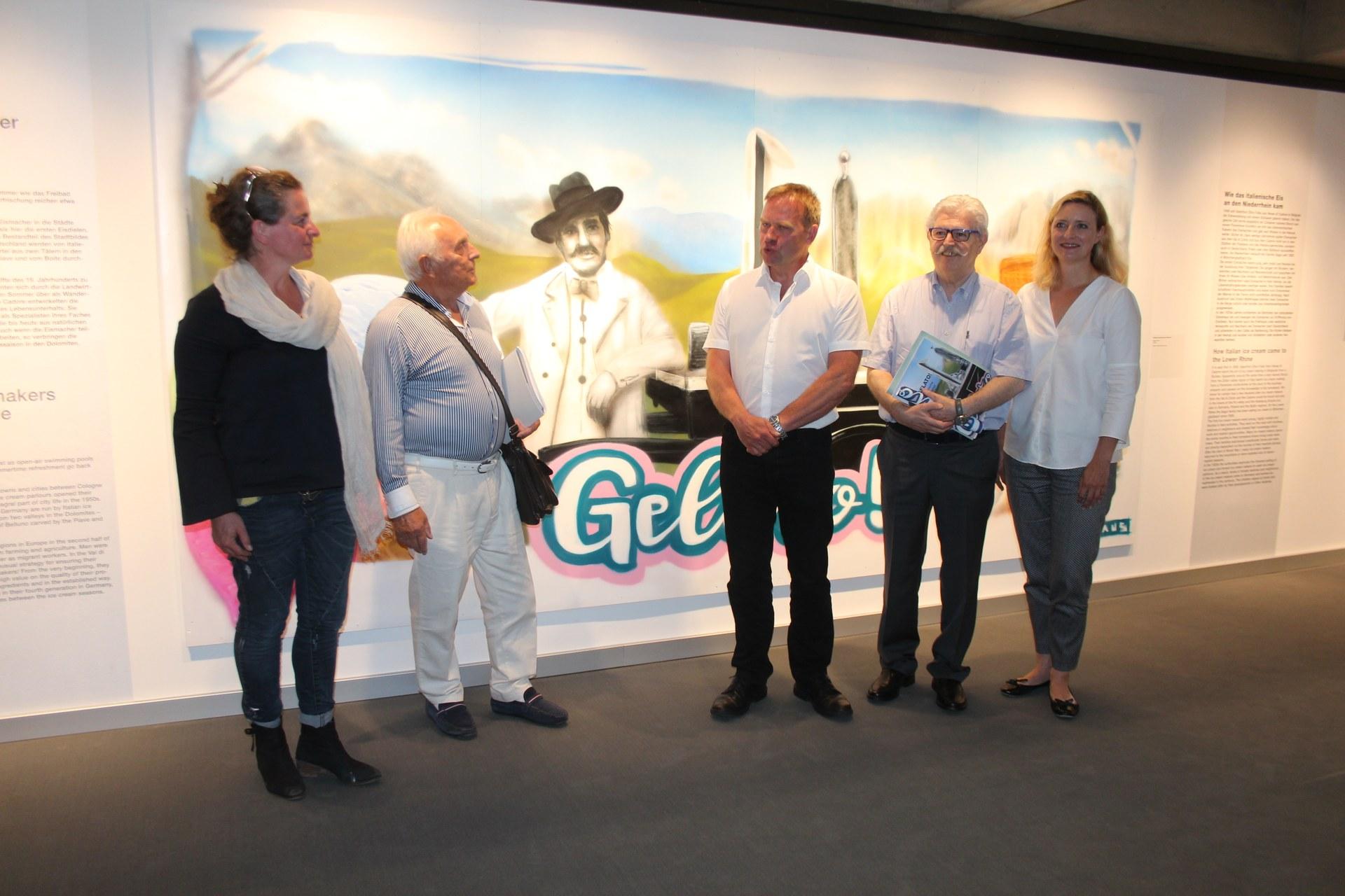 Gelato-Ausstellung 01