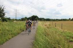 Radsportler aus Chalons in Neuss 01