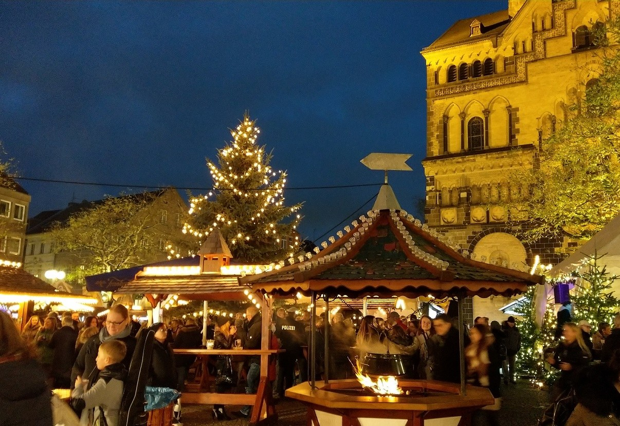Eröffnung Weihnachtsmarkt 2