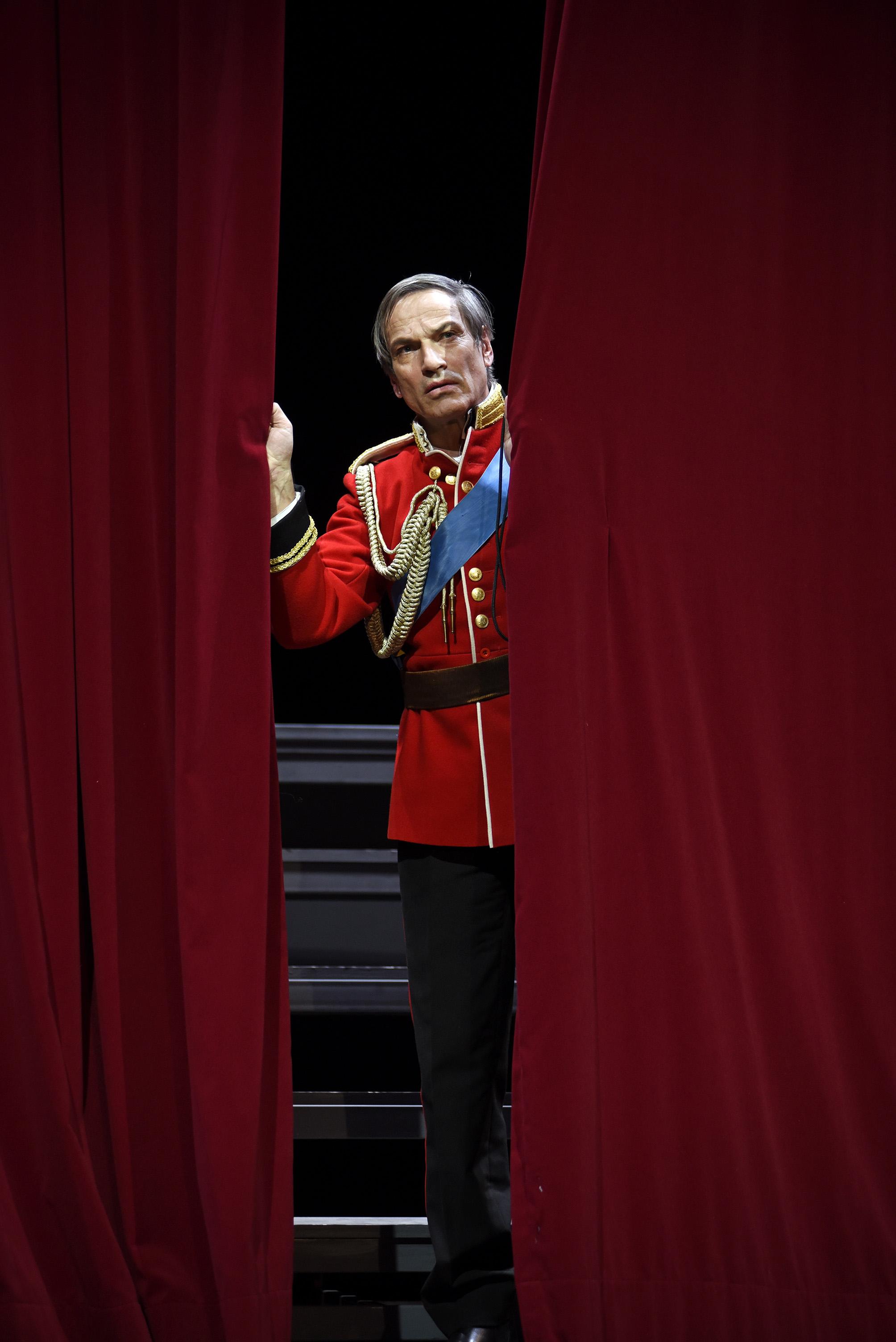 bremer shakespeare company/King Charles III., Foto Marianne Menke