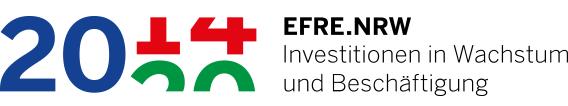 EFRE.NRW - Investitionen in Wachstum und Beschäftigung