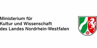 Logo des Ministeriums für Kultur und Wissenschaft NRW