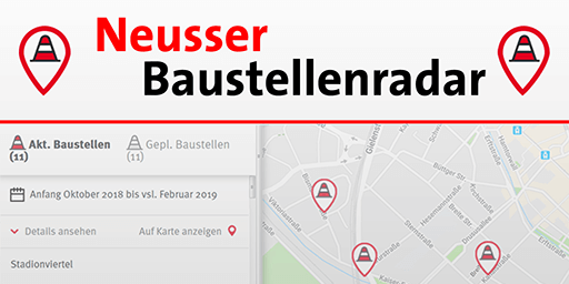 Baustellenradar