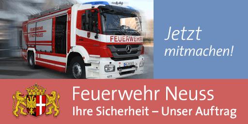 Feuerwehr Neuss: Ihre Sicherheit – unser Auftrag