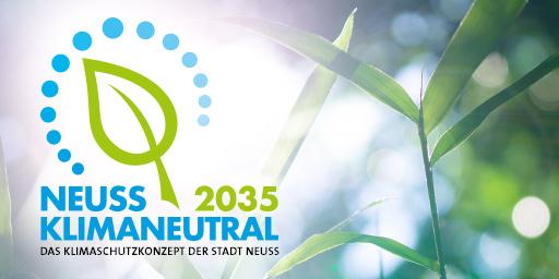 Neuss klimaneutral 2035 – informieren Sie sich jetzt über das Neusser Klimaschutzkonzept
