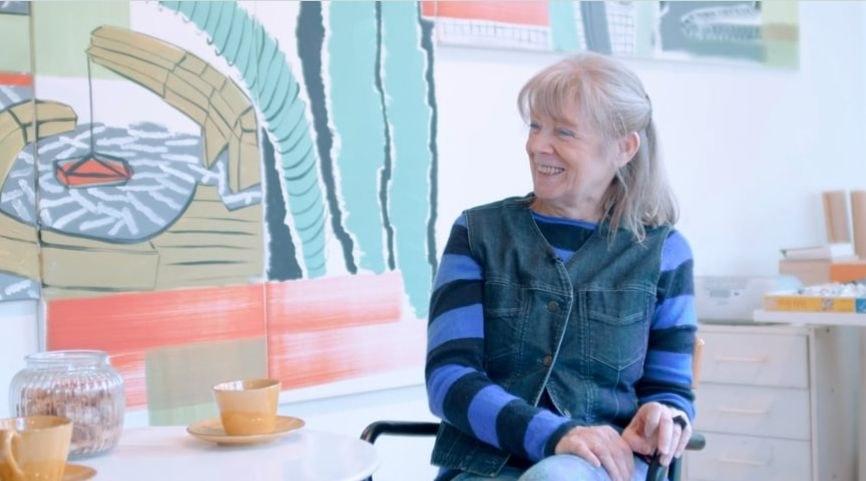 Künstler*innen im Portrait: Anne Kolvenbach