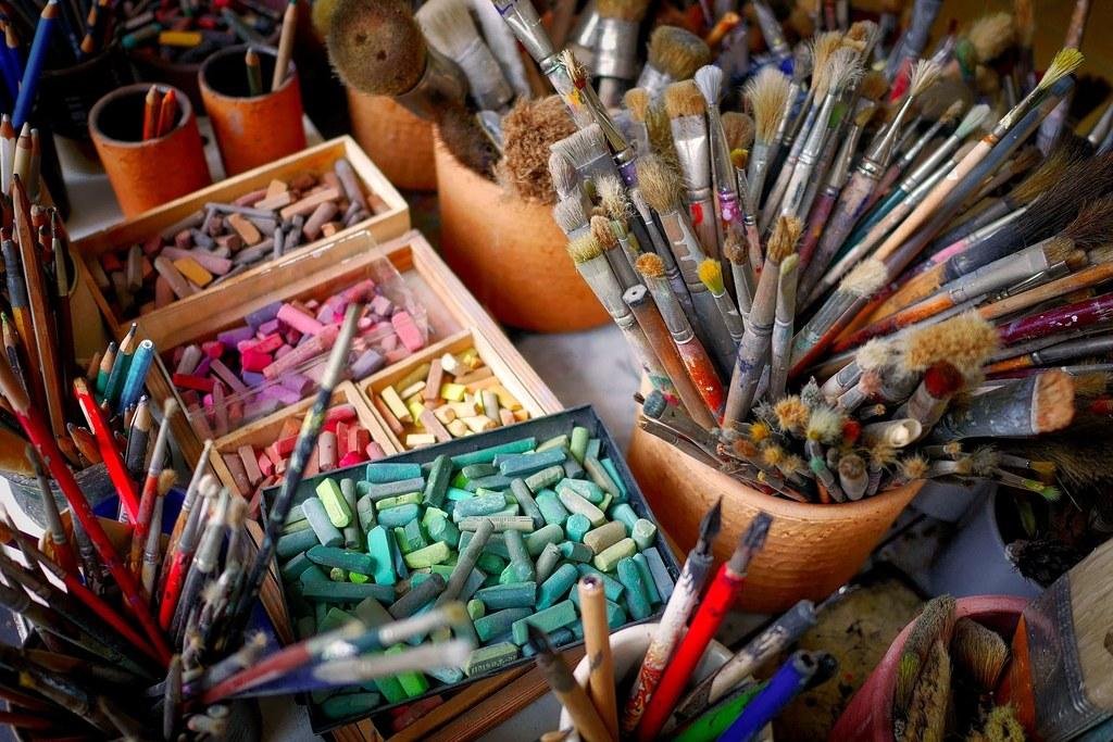 Stipendienprogramm für Künstler*innen