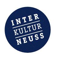 Logo Interkultur (blau)