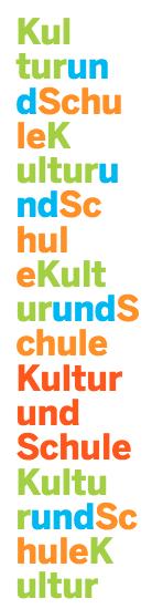 """Landesprogramm """"Kultur und Schule"""" in Neuss"""