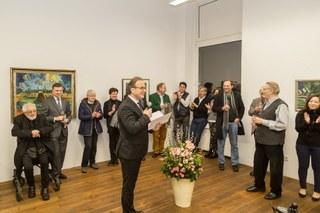 Ausstellung »Sammlung Kunst aus Neuss«