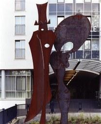 Königspaar von D. Patt, Stadthalle, 1997