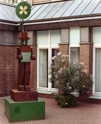 Wächter von Anatol, Rathaus, 2002